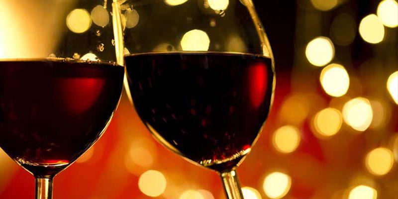 Vinho e boa companhia