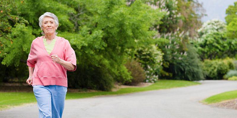 Exercitar o corpo e alegrar a mente