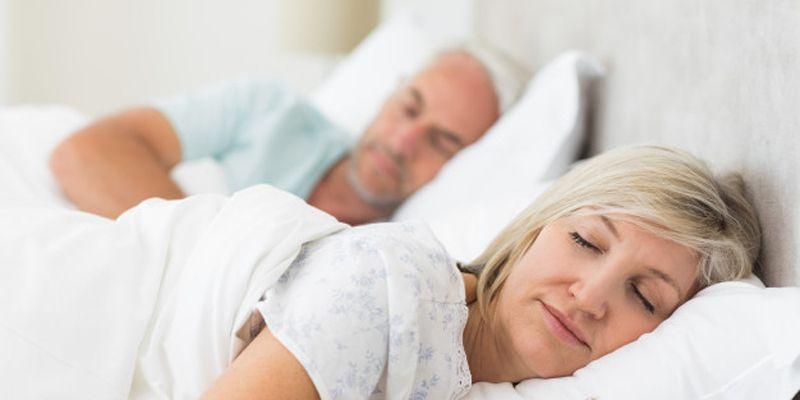 O sono diminui com o avançar da idade?
