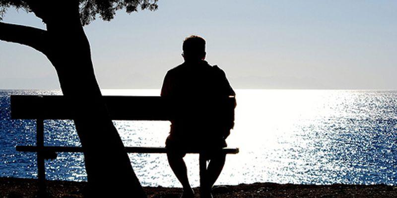 Viúvo e solitário