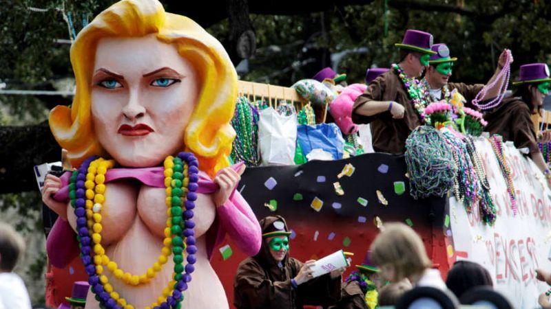 Carnaval não é só no Brasil?